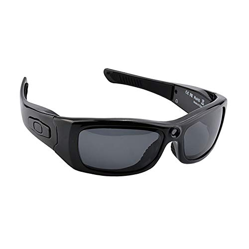 Our #5 Pick is the Newwings Bluetooth Full HD 1080P Video Sunglasses