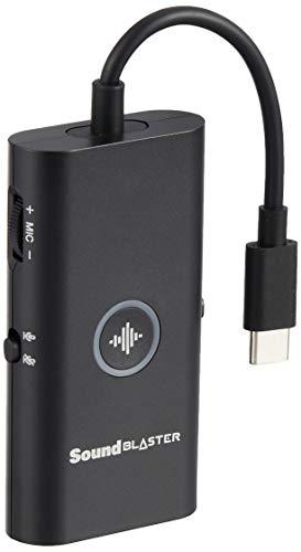 Sound Blaster G3 PS4/Switch/PC/Macのヘッドセットで高音質チャット/テレワーク 本体/スマホアプリで簡単...