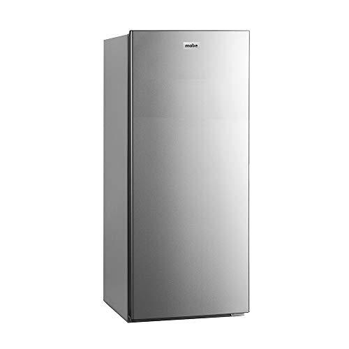 Mabe RMC181PXMRX0 Refrigerador Semiautomático, 8 Pies Cúbicos 181 l, Acero Inoxidable