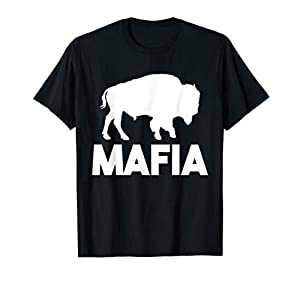 Bills Mafia | Buffalo New York BFLO Vintage Football Fan T-Shirt