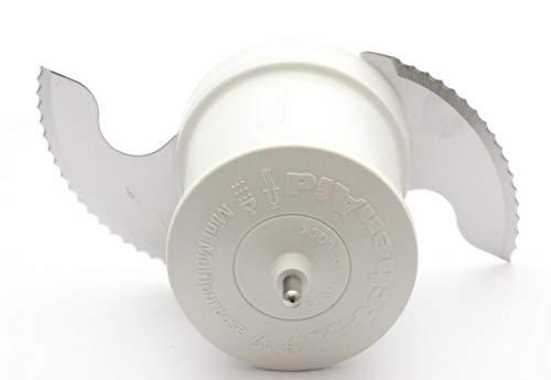 Vervangend mini-multifunctioneel mes (S) ook gemarkeerd met 525286 (W10592813) voor KitchenAid 16-cup keukenmachine (modellen vanaf 5KFP1644 en KFP16)