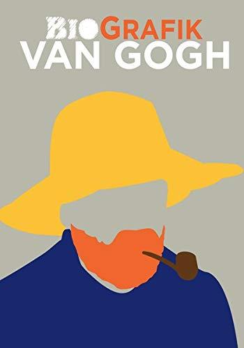 Van Gogh: BioGrafik. Künstler-Biografie. Sein Leben, seine Werke, sein Vermächtnis in 50 Infografiken