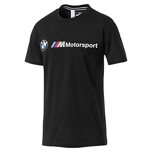 PUMA T-Shirt BMW M Motorsport Logo pour Homme Puma Black L
