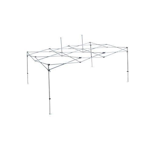 paramondo Faltpavillon PRO 40 Gestell, 4,5 x 3m