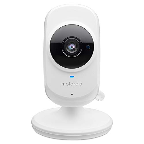 Câmera de Vigilância motorola Wi-Fi Home FOCUS68W HD(720p), Branca