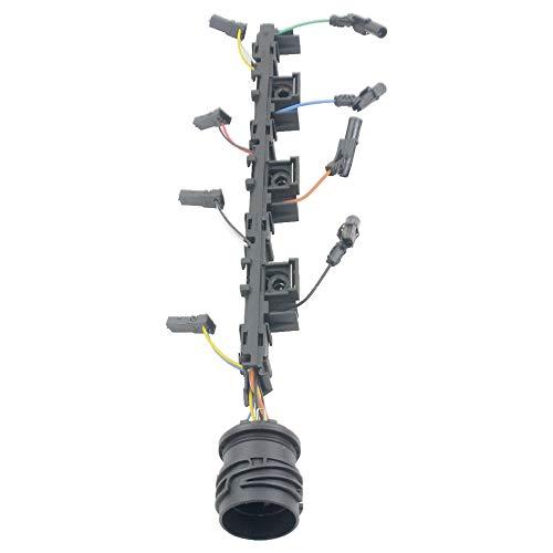 NICEKE Juego de cables de boquilla de bomba 2.0 TDI 03G971033M BKP BMA BMN BMR BUZ