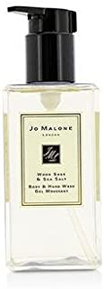 ジョーマローン Wood Sage & Sea Salt Body & Hand Wash (With Pump) 250ml/8.5oz並行輸入品