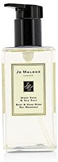 Wood Sage and Sea Salt Hand and Body Wash 8.5 Ounce with Pump No Box/Unboxed