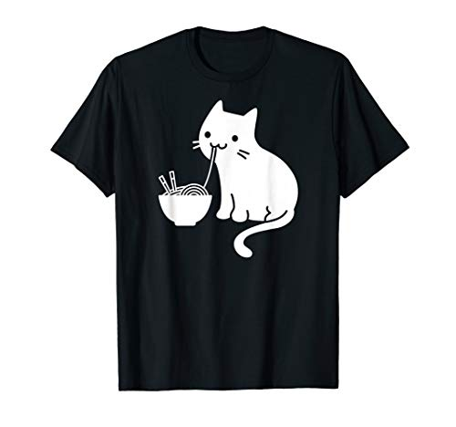 Cute Cat | Ramen T-Shirt