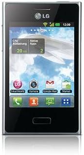LG Optimus L3 (E400) - Smartphone libre (pantalla táctil de 3,2