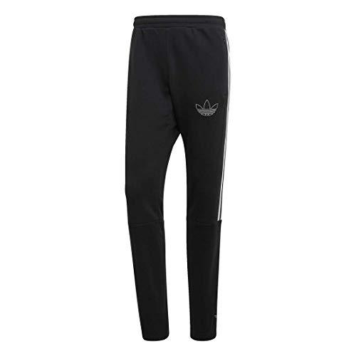 adidas Originals Men's Outline Pant, Medium Grey Heather, Large