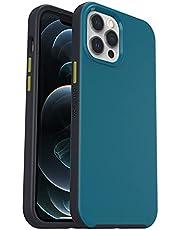 OtterBox na Apple iPhone 12 Pro Max, Slim Etui z MagSafe, Blue Heeler - Niebieskie/Szare