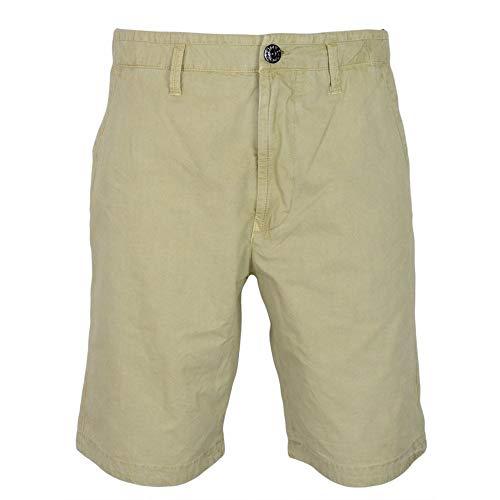 Stone Island - Pantaloncini in cotone beige Beige 30W