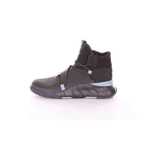 adidas Unisex-Erwachsene Tubular X 2.0 Pk Fitnessschuhe, schwarz (Negbas/Gricua/Azutac), 37 1/3 EU