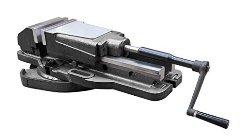 Elmag CB 150 N - Hydraulik-Maschinenschraubstock inkl. Drehteller