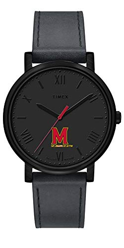Timex Ladies University of Maryland Terps Watch Black Night Game Watch