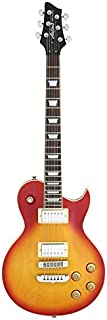 Aria PE350S - Guitarra Les Paul, sombreado