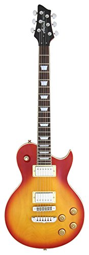 Aria PE350S - Guitarra Les Paul, sombreado