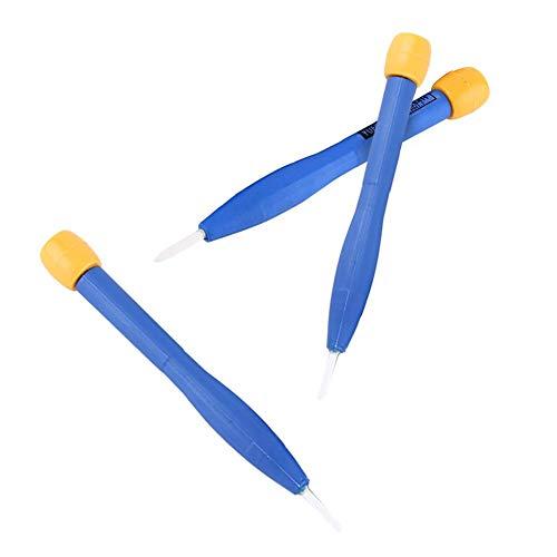 DEWIN 8 Piezas de Destornilladores de Ajuste de Frecuencia, Kit de Herramientas de Ajuste de Cerámica de Plástico Antiestático Para Herramientas de Mano Para El Hogar