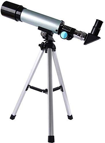 Houguiyuan Refracción Telescopio astronómico, Portátil Monocularsss