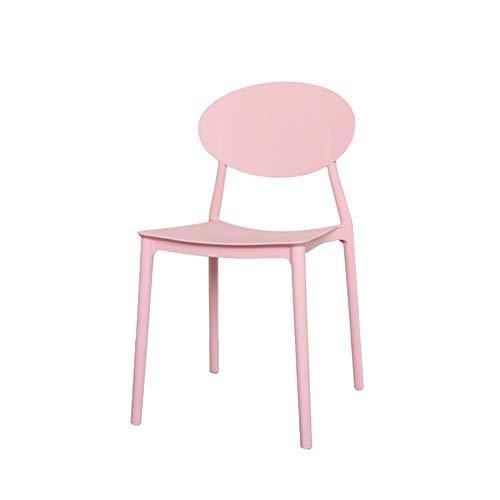 Président Chaise Nordique Mode créatif Moderne Minimaliste Restaurant Maison en Plastique café Table et Chaise Chaise 3.27