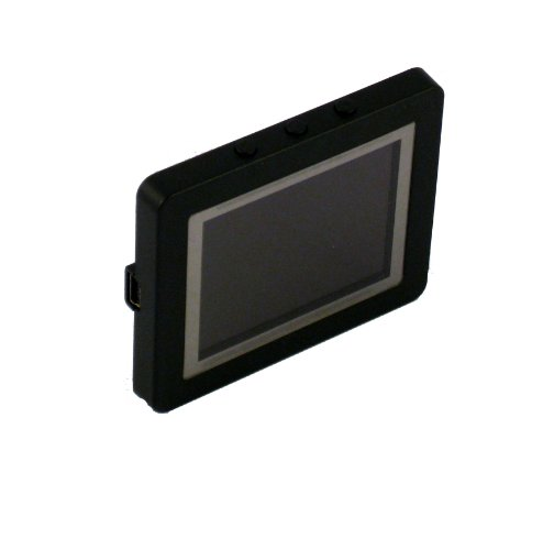 """TYPE S 12 Volt Digital Photo Frame- 2.4"""" LCD Screen-Vent Mount- 3 Function"""
