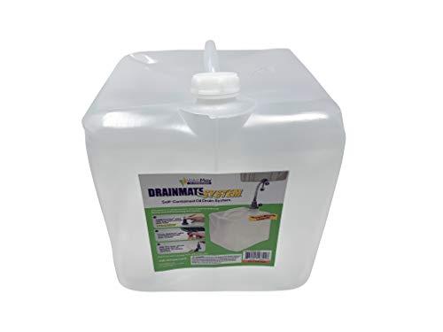 ValvoMax Collapsible Oil Drain Bag - 10 Liter (Bag Attachment Sold Separate)