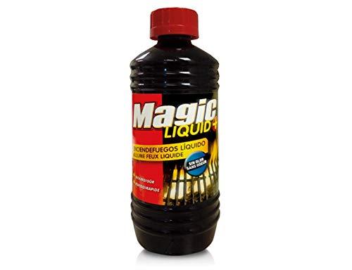 Magic 08017 Enciendefuegos líquido sin Olor
