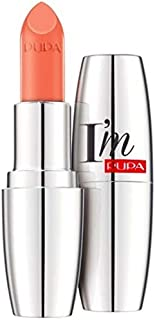 Pupa Milano I'M Pupa Lipstick - Pure, Intense Color Release - Paraben Free, Dermatologist d Lip Color - Extreme Luminous F...