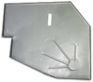 Classic 2 Current Fabrication 1997-2006 Jeep TJ Wrangler Rear Floor Pan Driver's Side