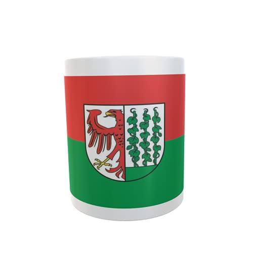 U24 Tasse Kaffeebecher Mug Cup Flagge Gardelegen