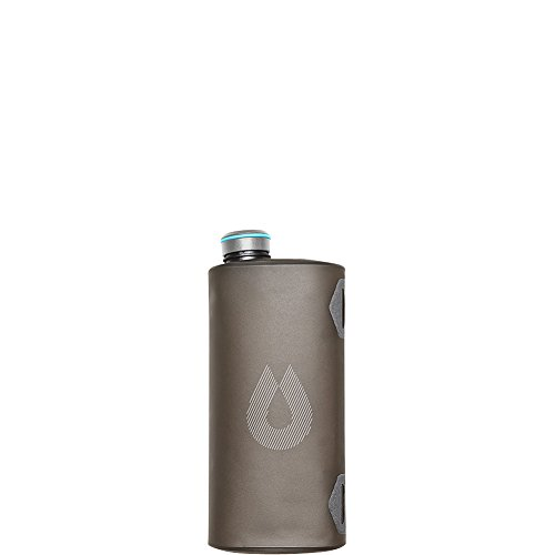 Hydrapak Seeker - Collapsible Water Storage (2L, 3L, or 4L) - BPA & PVC Free Camping Hydration Reservoir