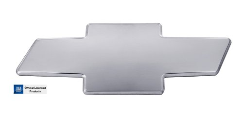 AMI 96017P Chevy Bowtie Grille Emblem Without Border- Polished