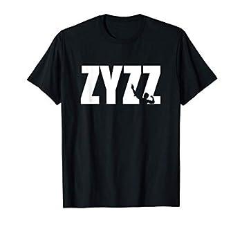 zyzz t shirt