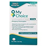 My Choice Emergency Contraceptive 1 Tablet