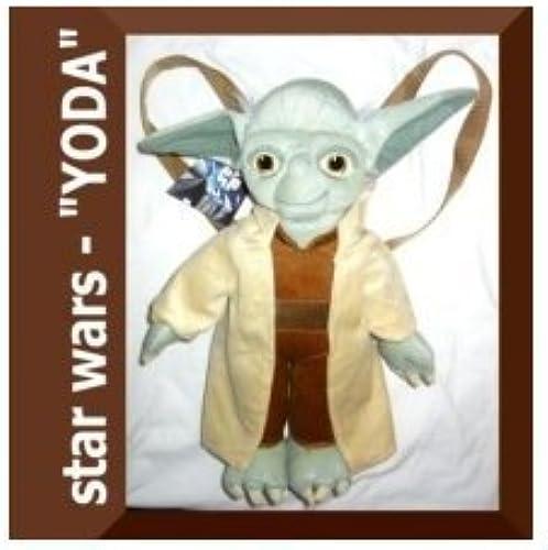 Star Wars Yoda Plush Backpack by Star Wars