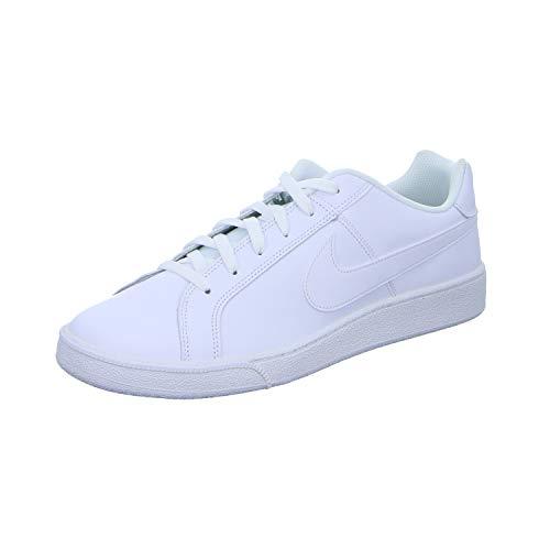 Nike Court Royale, Zapatillas de Gimnasia para Hombre, Blanco (White/White 111), 39...