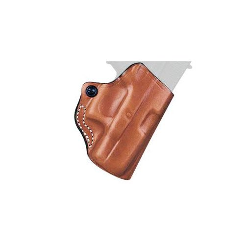 DeSantis Mini Scabbard Holster fits Walther PPK, PPK/S, Right Hand, Tan