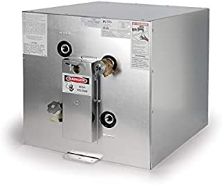 Kuuma Products 11842 11 GAL Front Mount, 120V, Rear Heat Exchanger Water Heater