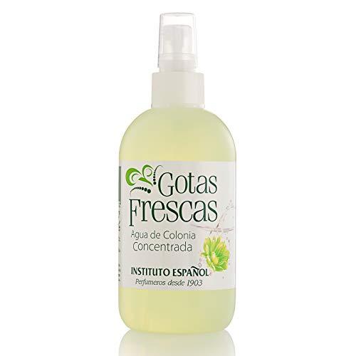 INSTITUTO ESPAÑOL - GOTAS FRESCAS eau de cologne mit Zerstäuber 250 ml - Damen