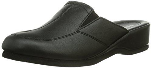 Romika Damen Cora 02 Pantoffeln, Schwarz (schwarz 100), 38 EU