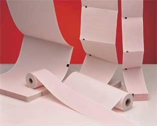 Seca CT480Z EKG Papier für CT8000i EKG (Z-Fold) (2 Stück) – Seca CT480Z