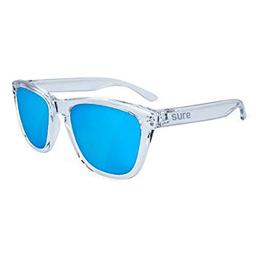 sunglasses restorer Gafas de Sol Polarizadas para Hombre y Mujer | Lentes : 100% Protección UV y Espejadas | Fabricado con Materiales Ligeros y Resistentes Mod. Isora