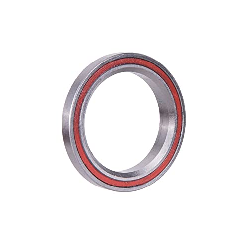 LGFCOK - Cuscinetti per cuscinetti per bicicletta per mountain bike da 28,6 mm, 44 mm, 30 mm, 40 mm, in acciaio 41, 41,8, 47, 49, 52 mm, colore: 41,8 x 30,2 x 6,5 mm