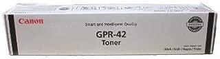 Canon 4791b003aa Gpr-42 Black Toner Cartridge for Use In Ir Advance 4045 4051