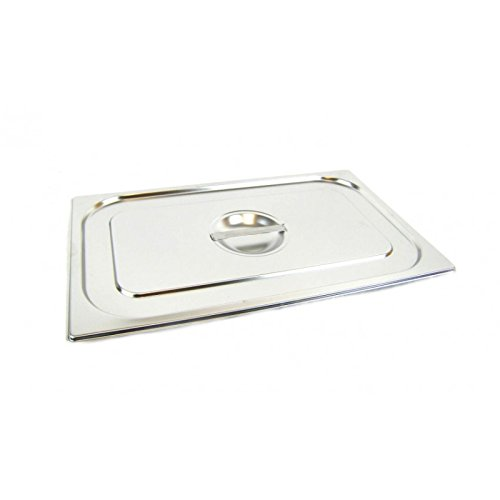 GN 1/1 Deckel Gastronormbehälter Abdeckung GN-Behälter Gastronorm Edelstahl