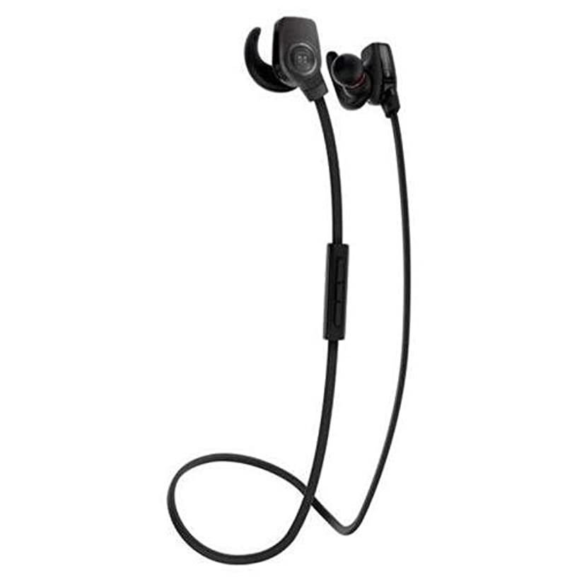 Monster Elements Wireless in-Ear Bluetooth Earbud Headphones, Black Slate (137075-00)