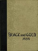 (Custom Reprint) Yearbook: 1959 RJ Reynolds High School - Black and Gold Yearbook (Winston Salem, NC)