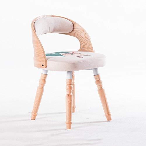 YZjk StühleBarhocker Sessel PU Lounge Designermöbel für Wohnzimmer Blau, Rot (Farbe: A (Stoff))