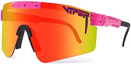 Pit Viper Sunglasses Outdoor Windproof Sports Eyewear UV400 Polarized Sunglasses for Women and product image